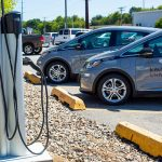 Knowing where to find electric car charging parking