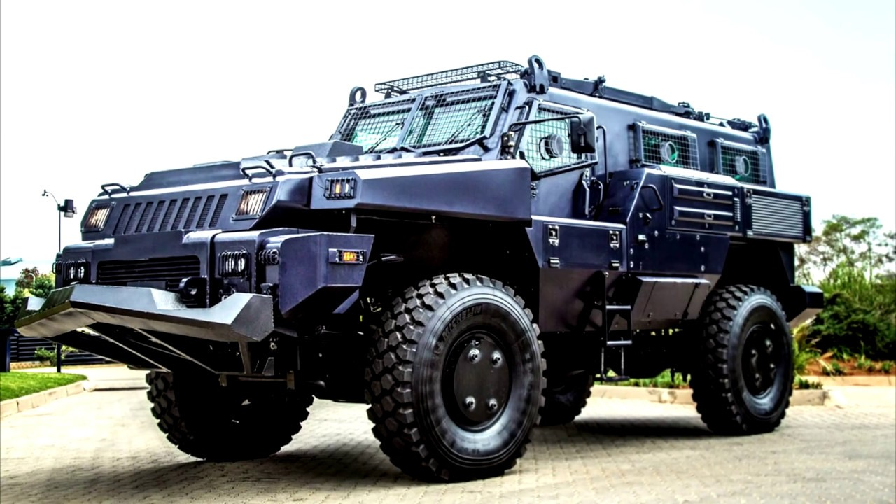 Tips for finding the best armored vehicle