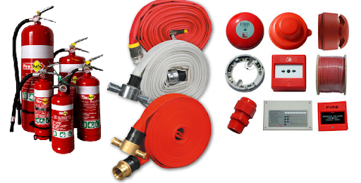 Information About Fire Protection Systems