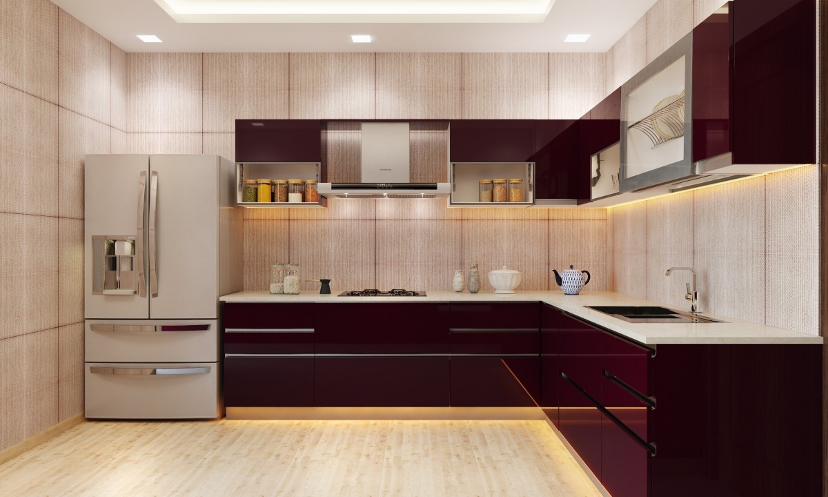 Modular Kitchen And Its Advantages